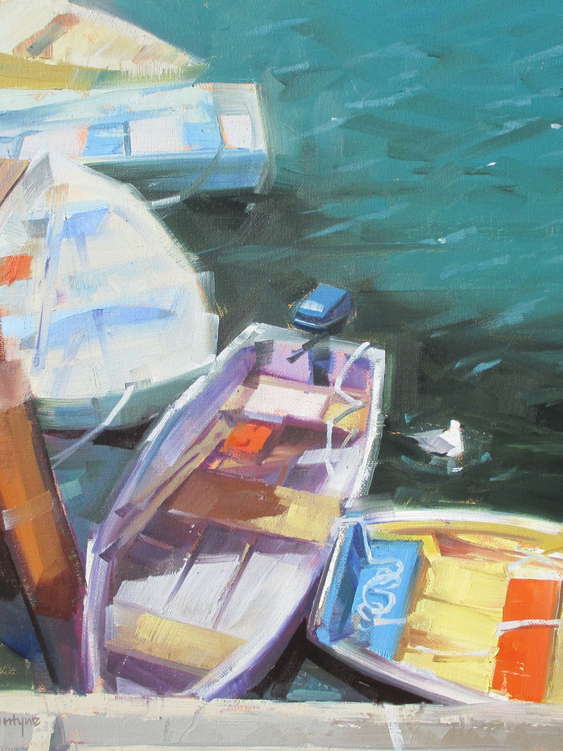 Monterey Skiffs