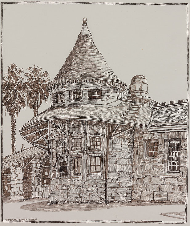 San Carlos Depot