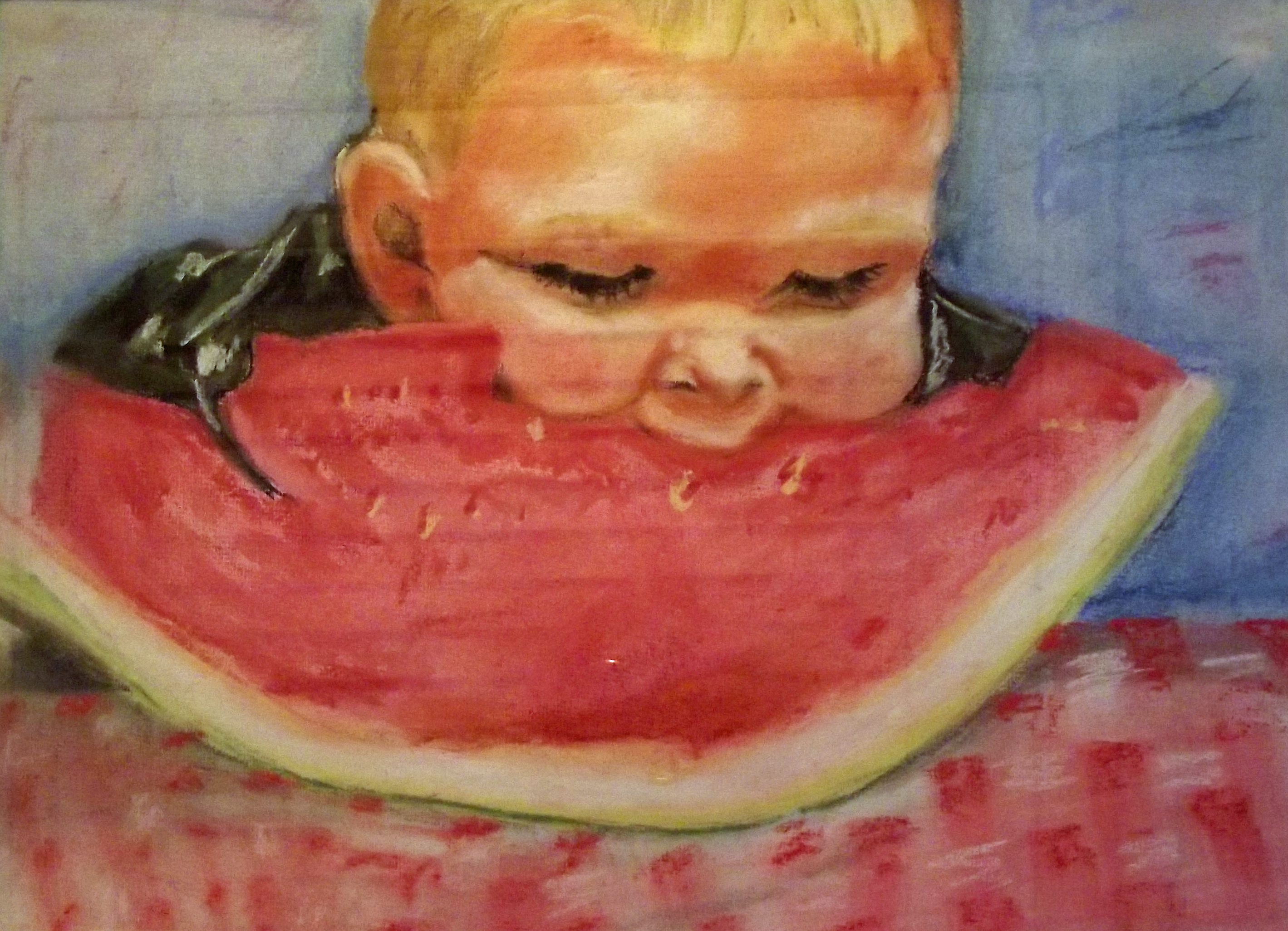 AFA Watermelon Boy