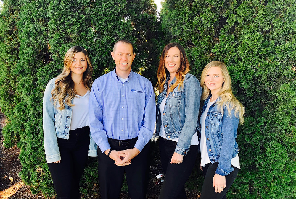 Dr. Nelson and the dental team of Central Point Family Dentistry
