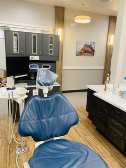 Central Point Family Dentistry Operatory
