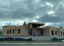 Central Point Family Dentistry New Build Front