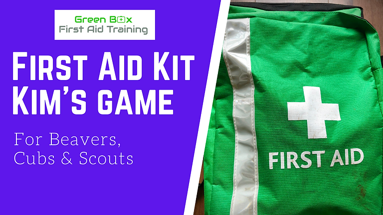 Scouts Kim's Game