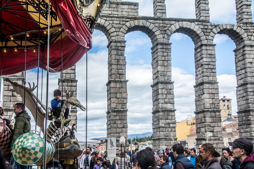 Segovia, Castilla y León (España)