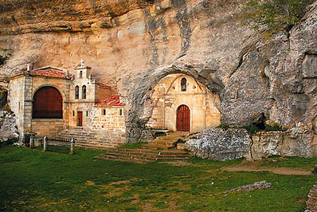Ojo Guareña Burgos