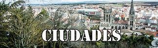 Ciudades de la provincia de Burgos