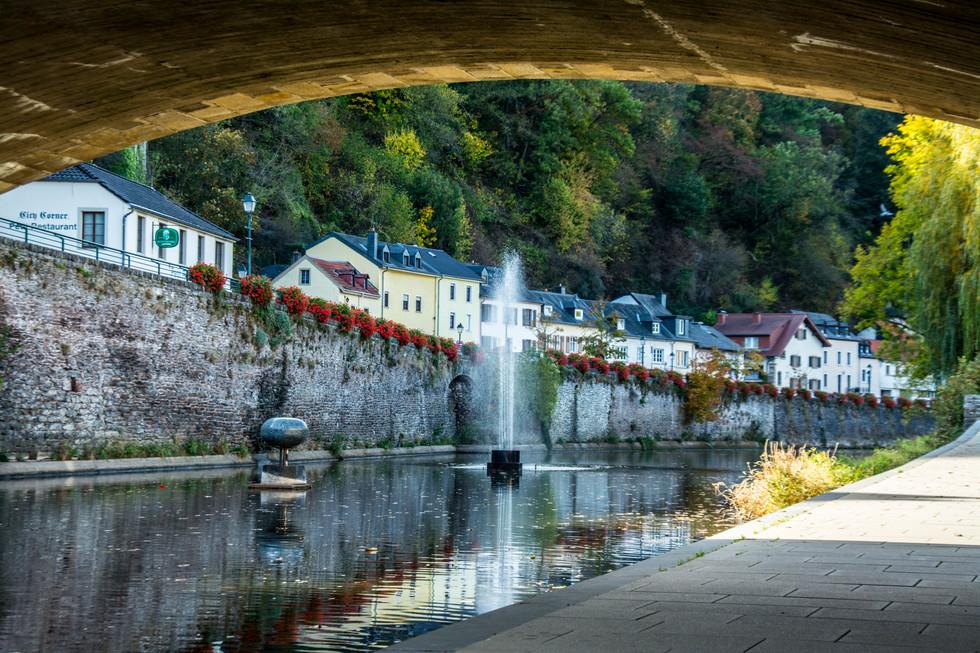 Vianden, Luxemburgo.