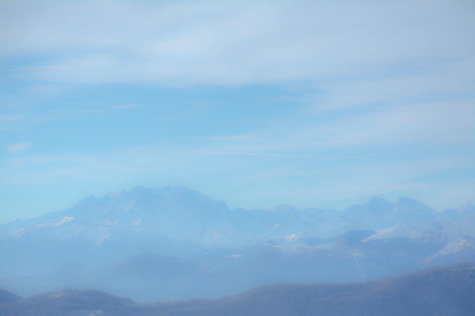 Montes de Lugano, Suiza.