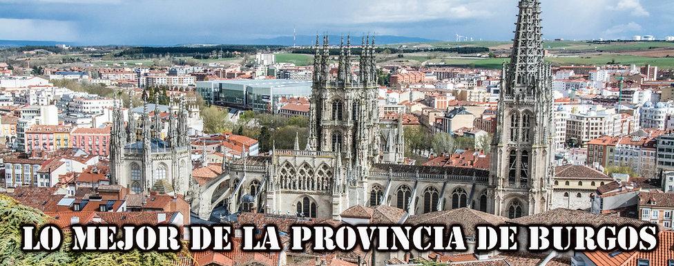 Lo mejor de la provincia de Burgos