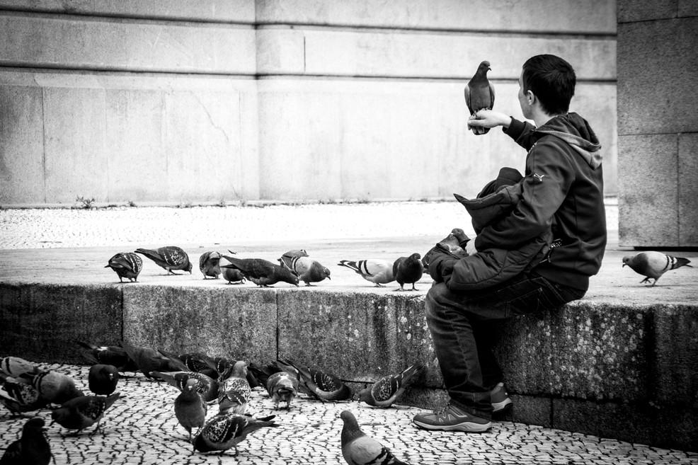 Oporto, Portugal.