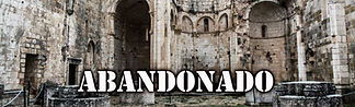 Abandonado provincia de Burgos