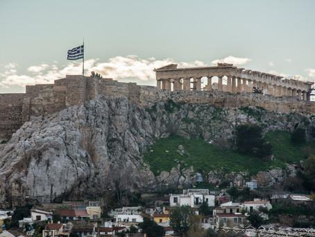 ATENAS, la ciudad de los Dioses.