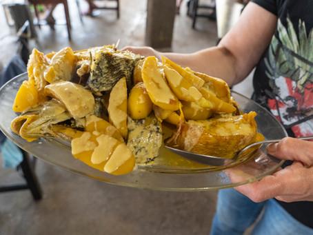 BULLIT DE PEIX (IBIZA) o el guiso de pescado con arroz y patata típico de la gastronomía ibicenca