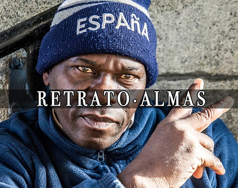 Fotografía de retrato Carlo Cuñado