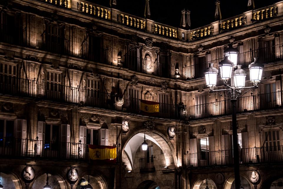 Plaza de Salamanca, Castilla y león (España)
