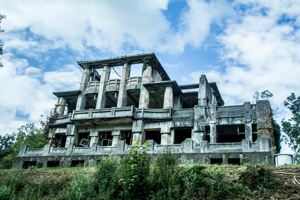 Sanatorio de Casuras, Galicia (España)