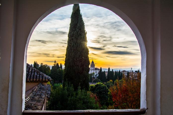 La_Alhambra_de_Granada_Andalucía_Espan