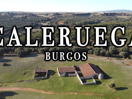 El pueblo de Caleruega en Burgos, el puente entre el cielo y la tierra. (Guion vídeo)