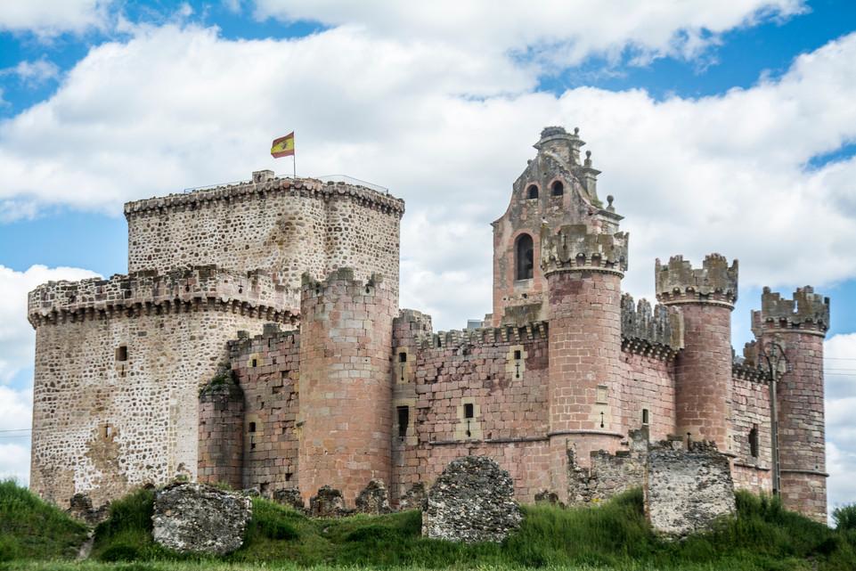 Condado de Castilnovo, Segovia (España)