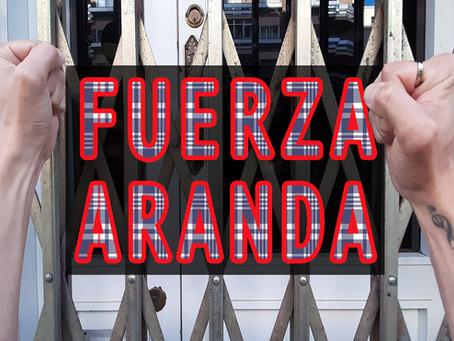 """ACLARACIONES sobre el vídeo """"FUERZA ARANDA"""" en apoyo de la hostelería"""