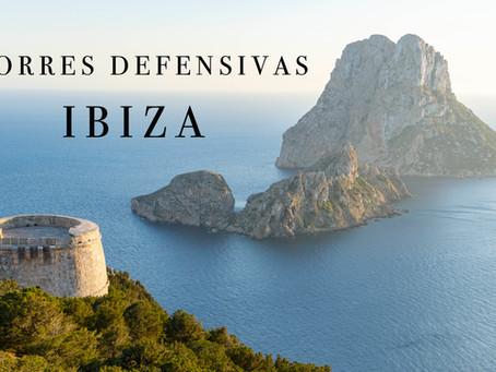 Ruta de las 7 torres defensivas de la isla de Ibiza.