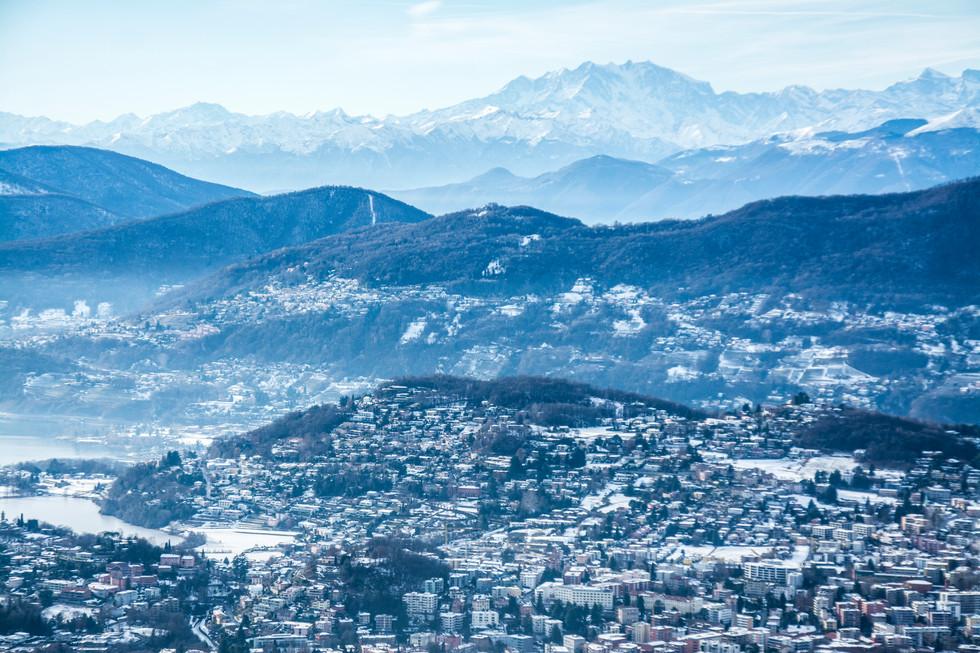 Lugano, Suiza.