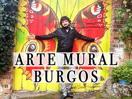 La ruta del ARTE MURAL en los pueblos de la provincia de Burgos