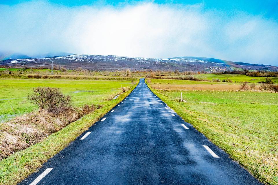 Carretera secundaria de Las Merindades (