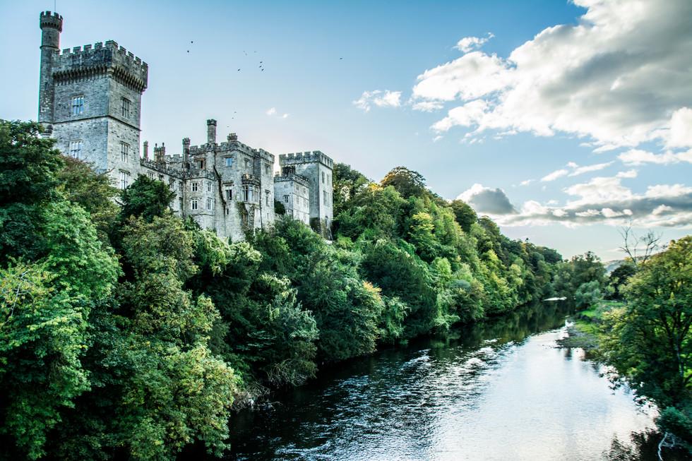 Lismore Castle, irlanda.