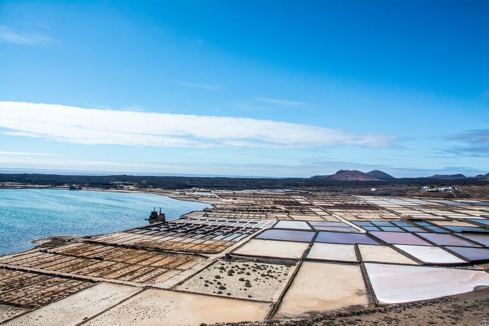Las Salinas, Lanzarote (España)