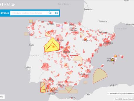 Como solicitar el permiso para volar el dron en zonas restringidas en España