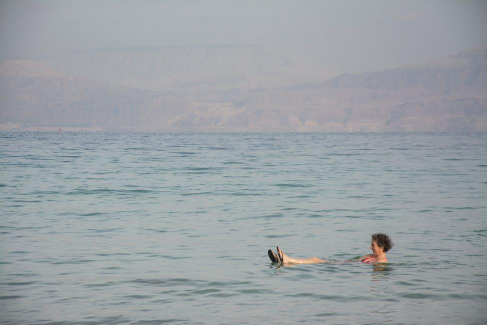 Mar Muerto, Dead Sea, Israel