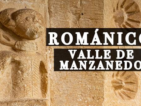 Iglesias románicas del Valle de Manzanedo en la provincia de Burgos