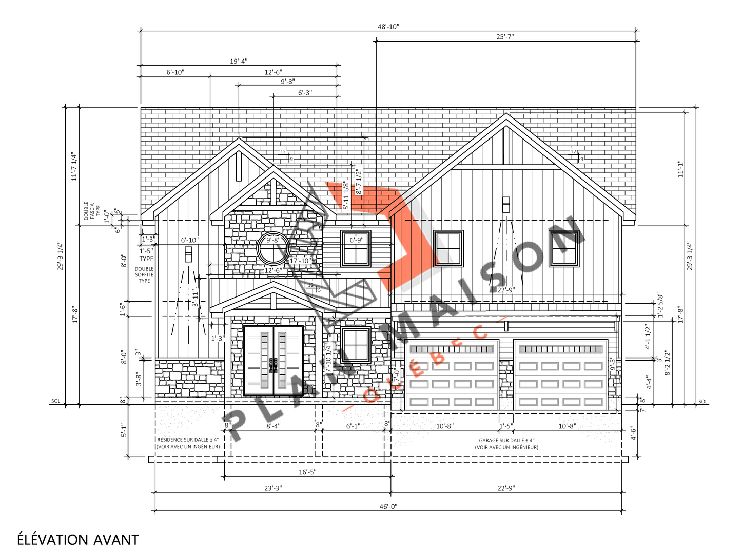 conception maison 1