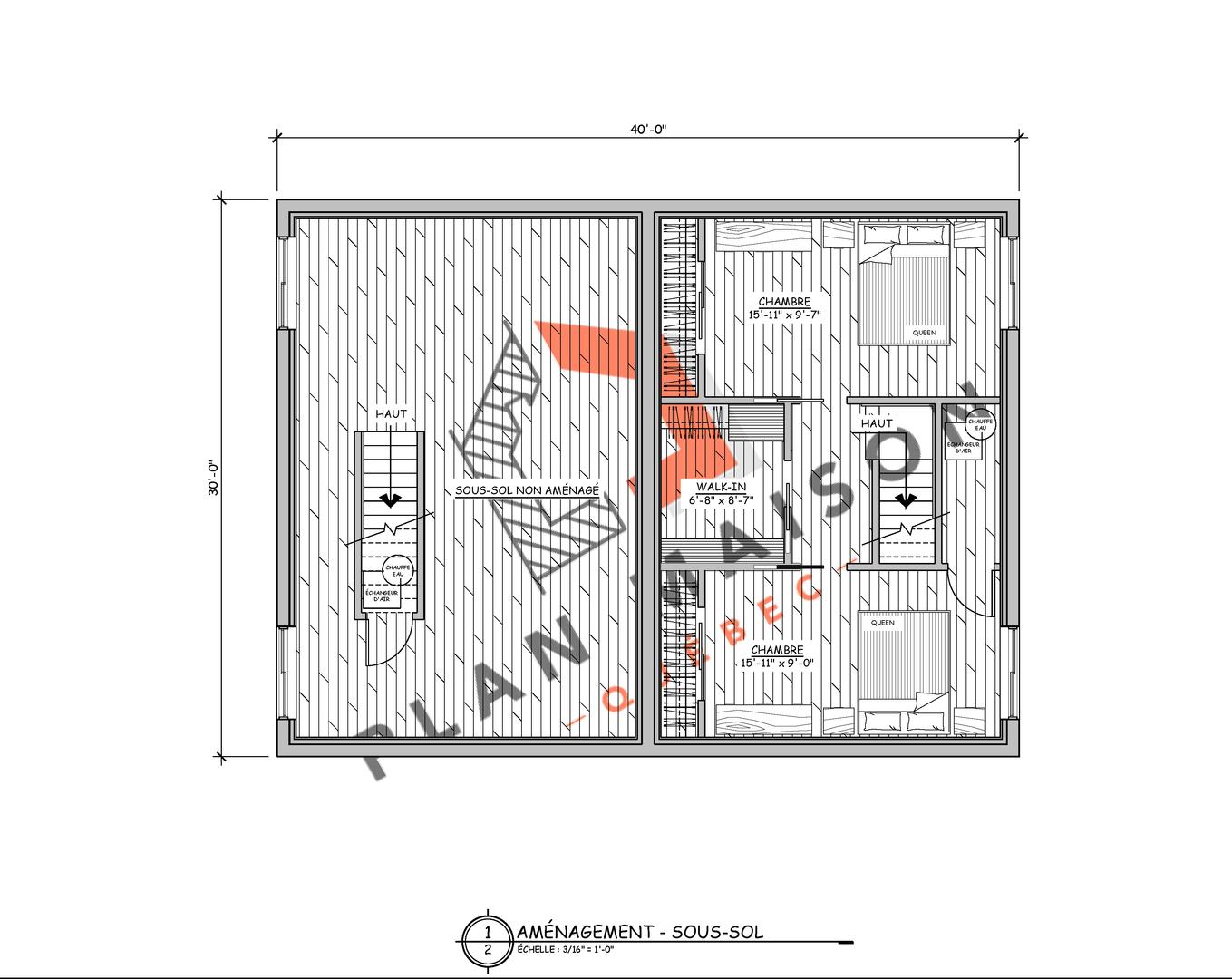 plan pour maison 8