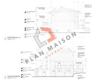plan extension maison 3