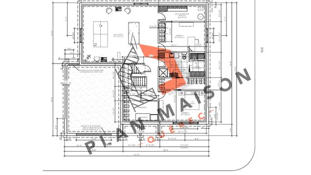 plan de maison sur mesure 6