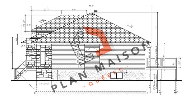 plan de maison sur mesure 2
