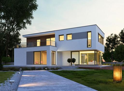Plan de maison avec toit plat : pourquoi le toit plat plutôt que le toit incliné?