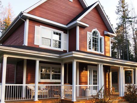 Quel est le meilleur revêtement extérieur pour ma maison?