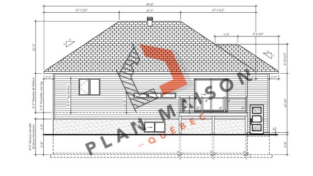 plan de maison sur mesure 3