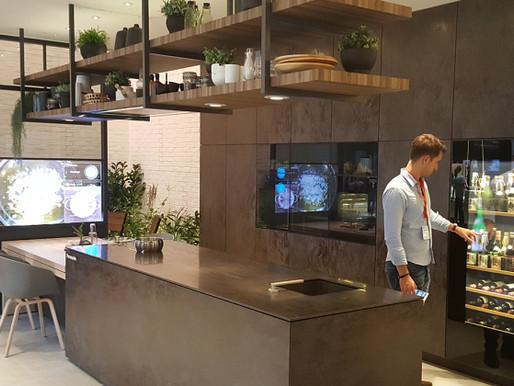 La cuisine du futur selon Panasonic