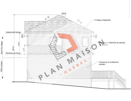 plan amenagement maison 7