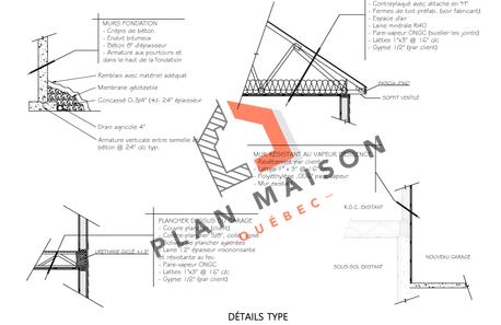 plan agrandissement maison 9
