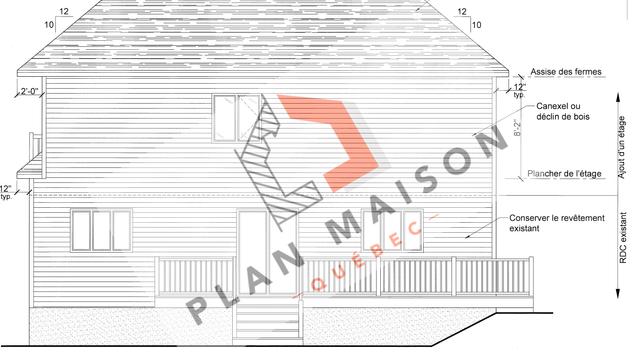 plan amenagement maison 8