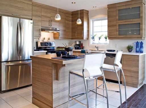 Portes d'armoire de cuisine, quel matériel choisir?
