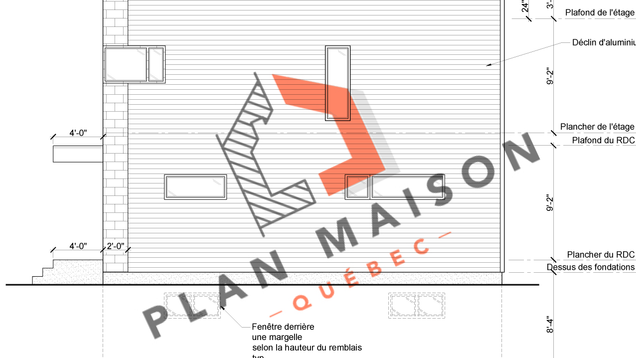 plan amenagement interieur maison 3