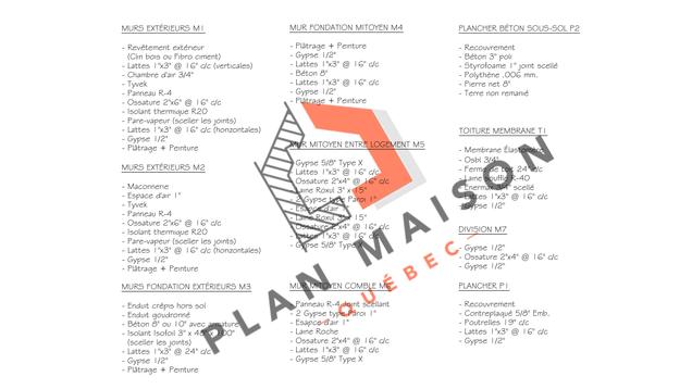 plan maison constructeur 7