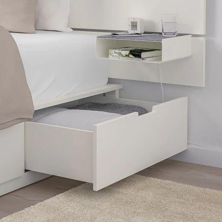 Assemblage Ikea Des Lits Avec Des Rangements Reves Assemblage Quebec