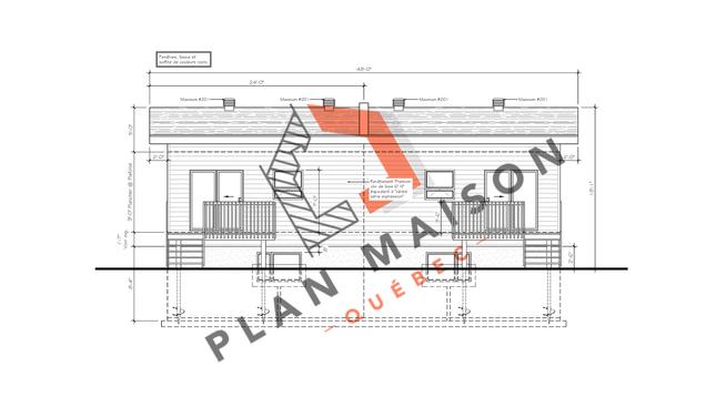 plan maison constructeur 3